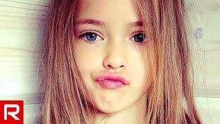 getlinkyoutube.com-10 Most Beautiful Kids In The World | Child Models #1