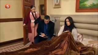 مشهد ملك وهي تقرأ مذكراتها  küçük gelin 73مترجم للعربية