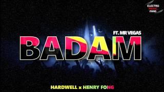 Hardwell x Henry Fong - Badam width=