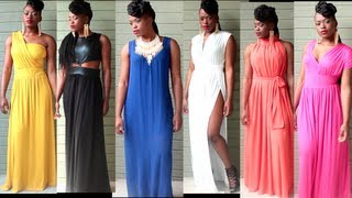 getlinkyoutube.com-My Fave Summer Maxi Dresses