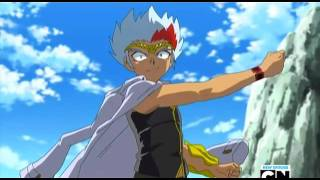 getlinkyoutube.com-Beyblade Metal Masters - Gingka vs Ryuga