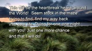Jacob Latimore feat. T-Pain - Heartbreak Heard Around the World (lyrics)