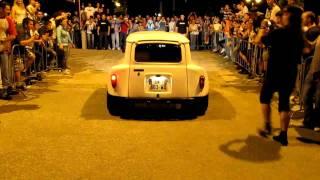 getlinkyoutube.com-Gumball 3000 2011 Belgrade Renault 4L!!!