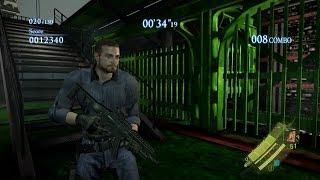 getlinkyoutube.com-Resident Evil 6 mod Neil from RE from Revelations 2
