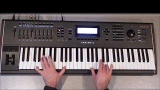getlinkyoutube.com-Fantastic Piano for Kurzweil PC3K! K-Sounds Epic Grand