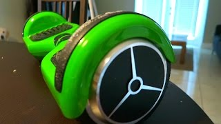 Unboxing My New Hoverboard! (PLUS BREAKING IT IN 20 MINUTES)