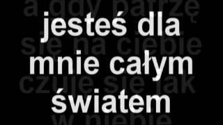 Gosia Andrzejewicz - Nieśmiały chłopak tekst