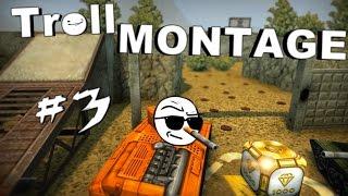getlinkyoutube.com-Tanki Online TROLL MONTAGE #3 (funny video)