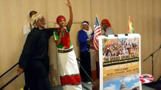 getlinkyoutube.com-#OromoRevolution Artist Saliha Sami Powerful Speech Sep.  29,2016