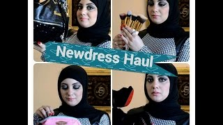 getlinkyoutube.com-Newdress Haul- مشترياتي من موقع new dress