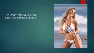 TG Captions: Beach TG Story 1 - A New Style of TG Story