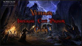 getlinkyoutube.com-ESO TU: Vet. Imperial City Prison GUIDE (NB Tank PoV)