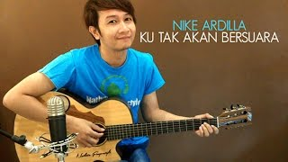 getlinkyoutube.com-(Иιкe Ardíllä) Ku Tak Akan Bersuara - Nathan Fingerstyle | Guitar Cover