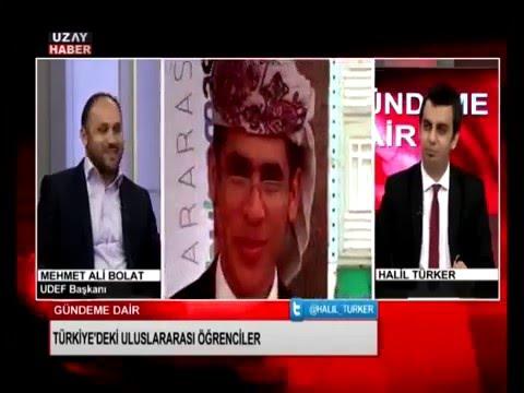 Türkiye'deki Uluslararası Öğrenciler