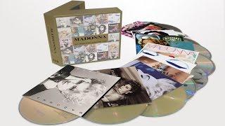 getlinkyoutube.com-UNBOXING: Madonna - The Complete Studio Albums (1983-2008)
