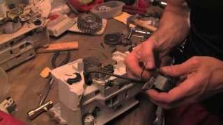 getlinkyoutube.com-Detailed and Complete reassembling of Stihl Chainsaw (MS390)