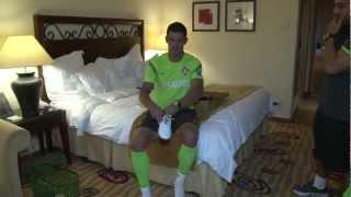 Portugal - Euro 2012 - Receive Nike Clash Collection Football Boots: Meireles, Moutinho & More