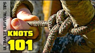 getlinkyoutube.com-5 Knots in 5 Minutes - Easy DIY Knots You Need to Know