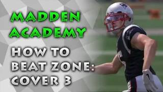 getlinkyoutube.com-Madden 17 Tips | How to Beat Cover 3 Zone | Madden 17 Gameplay