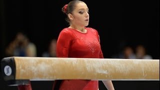 getlinkyoutube.com-2013 Artistic Gymnastics World Championships - Women's BB and FX Finals - We are Gymnastics!
