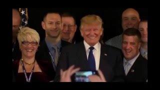 getlinkyoutube.com-Donald Trump - Police Benevolent Association - Portsmouth, NH FULL SPEECH