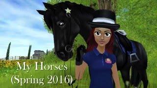 getlinkyoutube.com-Star Stable Online - My Horses (2016)