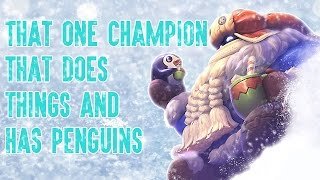 getlinkyoutube.com-That One Champion That Does Things and Has Penguins