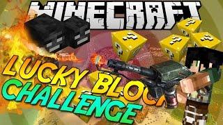 ARIAMO IL WITHER BOSS - Minecraft Lucky Block Challenge w/Lyon, Hemerald