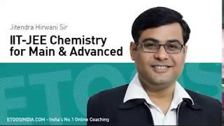 Atomic Structure of Chemistry by Jitendra Hirwani (JH) Sir (ETOOSINDIA.COM)