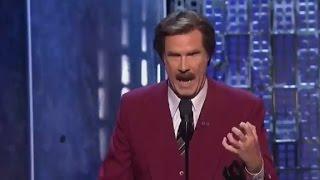 getlinkyoutube.com-Ron Burgundy at Justin Bieber's roast: 'He...