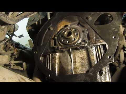 Маховик  и сальник коленвала Land Rover Defender TD5