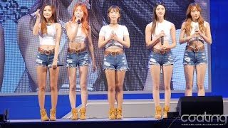 151016 수원과학축제 EXID Full Version/직캠 (Fancam) (Horizontal)