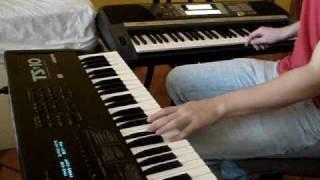 getlinkyoutube.com-High Hopes - Pink Floyd (Keyboard)