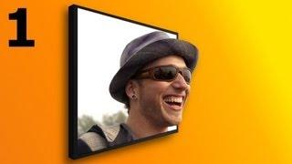 getlinkyoutube.com-3D Photo Effect PART 1 -  GIMP 2.8 Tutorial