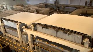 getlinkyoutube.com-Gayatrishakti Paper & Boards Ltd. Machine Production Process