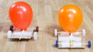 getlinkyoutube.com-DIY Jet Toy Car for Kids