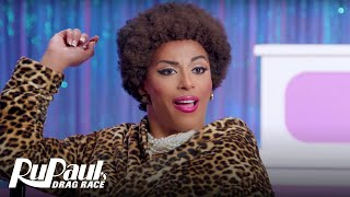 Jenifer Lewis aka Shangela Wants You to Bow Down & Respect | RuPaul's Drag Race All Stars