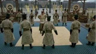 Ip man vs 10 Japanese Black belts - Parody  葉問戲仿 花田囍事2010
