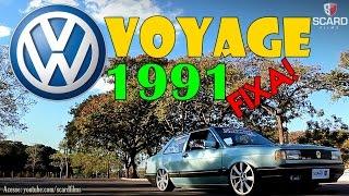 getlinkyoutube.com-Voyage Quadrado 1991 - Um toque moderno, em um clássico VW! #SCARDFILMS