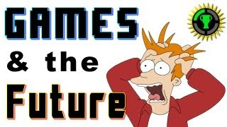 getlinkyoutube.com-Game Theory: Video Games Predict YOUR FUTURE!