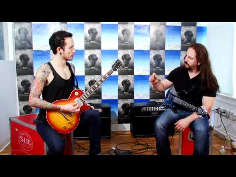 Trivium Meets Dream Theater  - a guitar masterclass, part 3