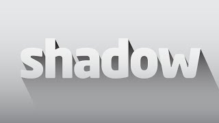 How to create a Long Shadow on Text in Adobe Illustrator CS5 HD1080p