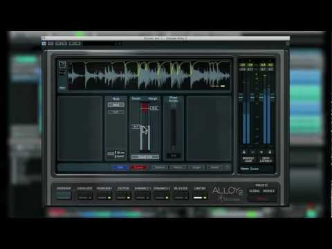 Mixing Tips | Part 1 of 3: Mixing Drums with Alloy 2