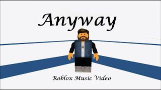 getlinkyoutube.com-Chris Brown - Anyway  ★ Roblox Version★