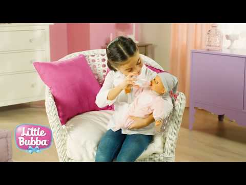 Little Bubba Interactive Baby Doll