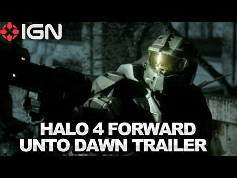 Halo 4 Forward Unto Dawn Official Trailer