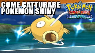 getlinkyoutube.com-Come catturare Pokemon Shiny pescando in Rubino Omega e Zaffiro Alpha !