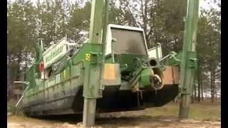 getlinkyoutube.com-Дноуглубление и очистка водоемов. Уборка камыша
