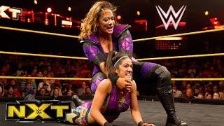 getlinkyoutube.com-Bayley vs. Nia Jax:  WWE NXT, May 18, 2016