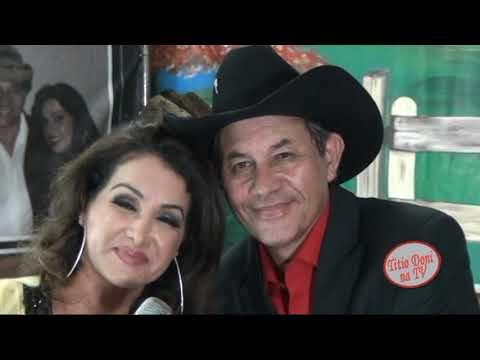 GeiziBel   CANTA OLHOS DE LUAR  NO PROGRAMA TITIO DONI NA TV